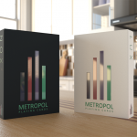 METROPOL NOX y LUX 2017. El minimalismo de siempre con acabado brillante