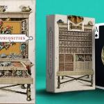 Naipes CABINET OF CURIOSITIES. Sorprendentes objetos de los lugares más recónditos