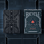 Naipes BICYCLE HYBRID. Una poderosa arma para un futuro oscuro
