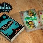 Tikilandia Playing Cards. La divertida visión de la ancestral cultura polinésica