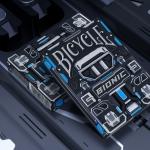 Naipes BICYCLE BIONIC. La lucha por la libertad tecnológica