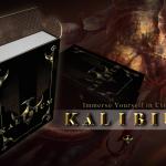 Naipes KALIBIUM. Cuatro reinos de un mundo utópico en equilibrio inestable