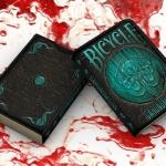 Naipes CTHULHU CARDNOMICON. Una nueva e interesante interpretación del mundo fantástico de Lovecraft
