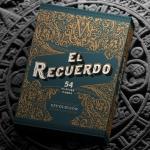 Naipes EL RECUERDO. La cultura y la historia mexicanas bellamente ilustradas