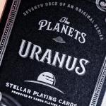 Naipes THE PLANETS: URANUS. El dios del cielo vigila nuestro viaje