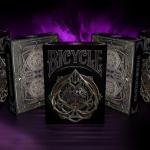 Naipes BICYCLE BLACK MAGIC. Energía positiva contra las fuerzas del mal