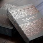 Naipes LUMINOSITY. Mitología nórdica y una épica historia de lucha entre el bien y el mal