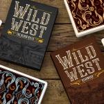 Barajas WILD WEST. Naipes con auténtico sabor al Lejano Oeste