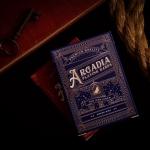 Barajas THE CONJURER. Bellos naipes inspirados en la magia más tradicional