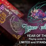 Naipes LUNAR AND ZODIAC: YEAR OF THE OX. La tercera baraja de la serie zodiacal china
