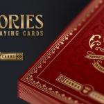 Naipes STORIES. La verdadera dualidad de los cuentos de hadas