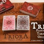 Naipes TRIORA. La historia de una cruenta caza de brujas